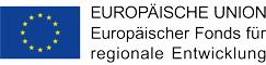 Gefördert durch die Europäische Union: Europäischer Fonds für Regionale Entwicklung